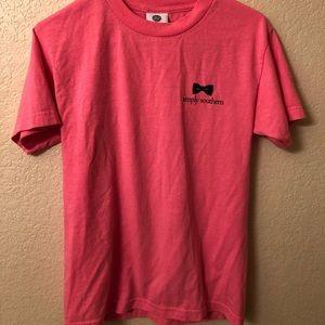 Simply Southern Pink Shirt